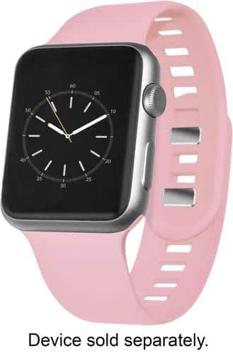 Best Buy Weekly Ad: Watch Strap for Apple Watch - Pink for $14.99
