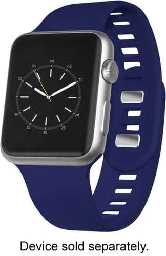 Best Buy Weekly Ad: Watch Strap for Apple Watch - Midnight blue for $14.99