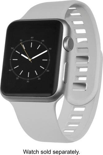 Best Buy Weekly Ad: Watch Strap for Apple Watch - Gray for $14.99