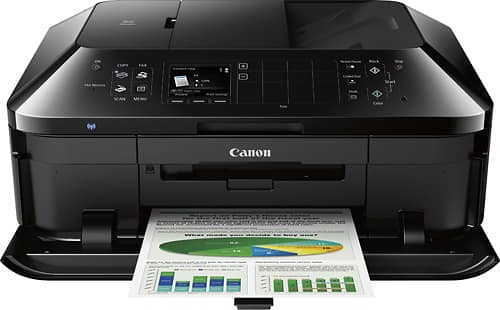 Best Buy Weekly Ad: Canon PIXMA MX922 Wireless Printer for $69.99