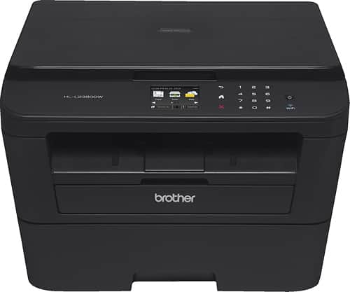 Best Buy Weekly Ad: Brother HL-L2380DW Wireless Laser Printer for $129.99