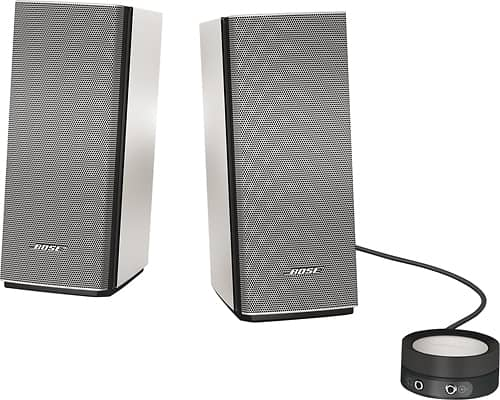 Best Buy Weekly Ad: Bose - Companion 20 Multimedia Speaker System for $199.99
