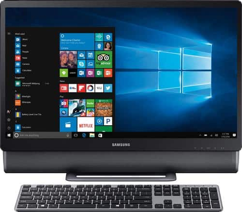 Best Buy Weekly Ad: Samsung All-in-One Computer with Intel Core i5 Processor for $799.99