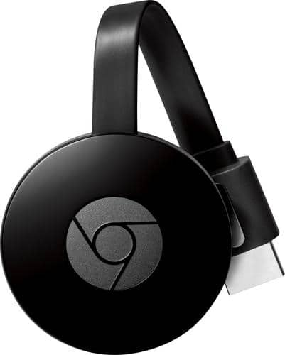 Best Buy Weekly Ad: Google Chromecast HDMI Streaming Media Player for $19.99