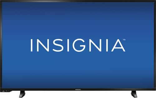 """Best Buy Weekly Ad: Insignia - 50"""" Class LED 1080p HDTV for $279.99"""