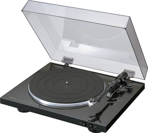 Best Buy Weekly Ad: Denon DP300F Analog Record Turntable for $199.98