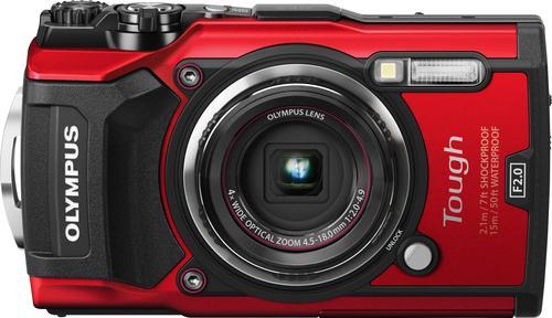 Best Buy Weekly Ad: Olympus TG-5 Red Waterproof Camera for $399.99