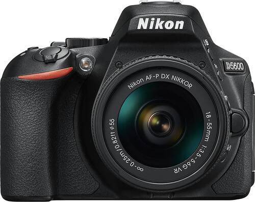 Best Buy Weekly Ad: Nikon D5600 18-55mm DSLR Camera for $749.99