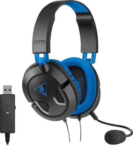 Best Buy Weekly Ad: Turtle Beach Ear Force Recon 60P Gaming Headset for PlayStation4 for $39.99