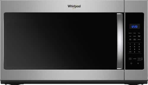 Best Buy Weekly Ad: Whirlpool - 1.7 cu. ft. Over-the-Range Microwave for $169.99
