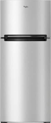 Best Buy Weekly Ad: Whirlpool - 17.7 cu. ft. Top-Freezer Refrigerator for $529.99