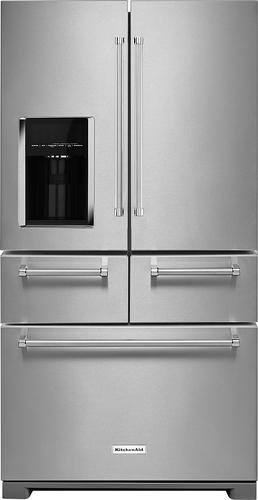 Best Buy Weekly Ad: Whirlpool - 25.8 cu. ft. 5-Door French Door Refrigerator for $2,999.99