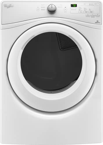 Best Buy Weekly Ad: Whirlpool - 7.4 cu. ft. 6-Cycle Electric Dryer for $599.99