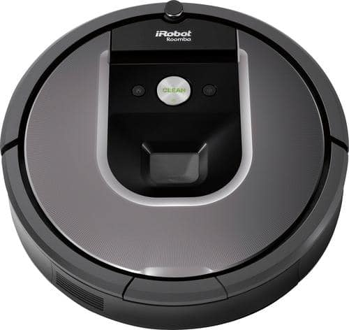 Best Buy Weekly Ad: iRobot Roomba 960 Connected Robot Vacuum for $599.99