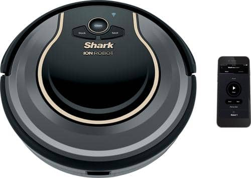 Best Buy Weekly Ad: Shark ION ROBOT 750 Connected Robot Vacuum for $299.99