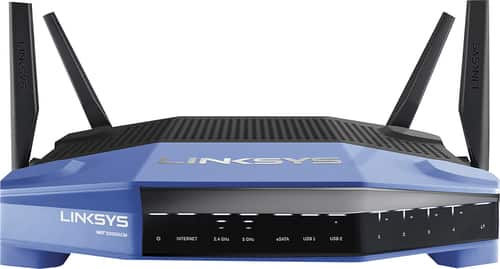 Best Buy Weekly Ad: Linksys WRT3200ACM Wi-Fi Router for $179.99