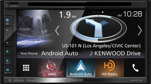 Best Buy Weekly Ad: Kenwood In-Dash Receiver for $749.99