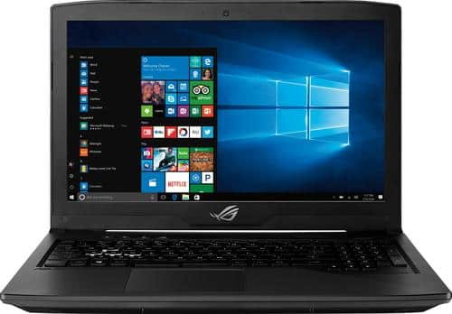 """Best Buy Weekly Ad: Asus 15.6"""" Gaming Laptop with Intel Core i7 Processor for $1,299.99"""