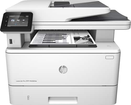 Best Buy Weekly Ad: HP LaserJet Pro M426FDW Wireless All-In-One Printer for $329.99