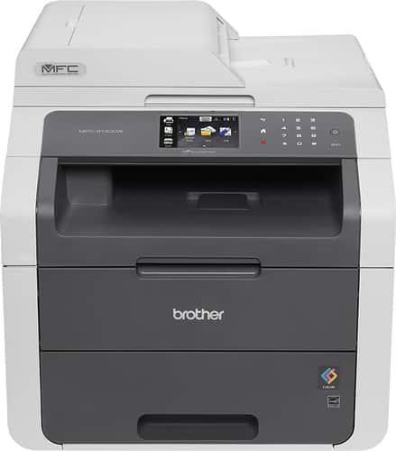 Best Buy Weekly Ad: Brother MFC-9130CW Wireless Laser Printer for $279.99