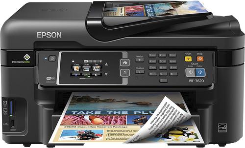 Best Buy Weekly Ad: Epson WorkForce WF-3620 Wireless Printer for $109.99