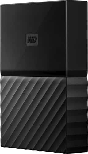 Best Buy Weekly Ad: WD 2TB My Passport for PS4 for $89.99