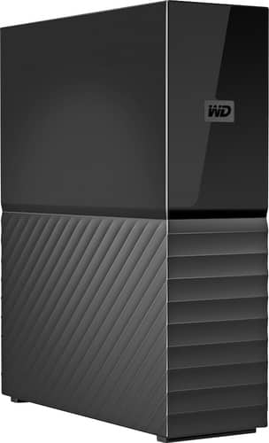 Best Buy Weekly Ad: WD My Book 4TB External Desktop Hard Drive for $119.99
