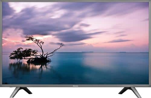 "Best Buy Weekly Ad: Hisense - 60"" Class LED 4K Ultra HD Smart TV for $549.99"
