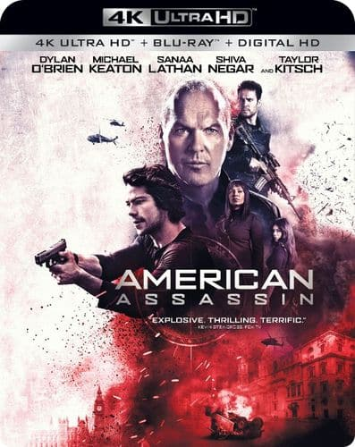 Best Buy Weekly Ad: American Assassin - UHD+Blu-ray+Digital for $24.99