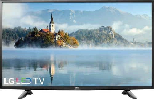 """Best Buy Weekly Ad: LG - 49"""" Class LED 1080p HDTV for $299.99"""