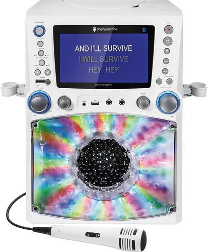 Best Buy Weekly Ad: Singing Machine Bluetooth Karaoke System for $85.99