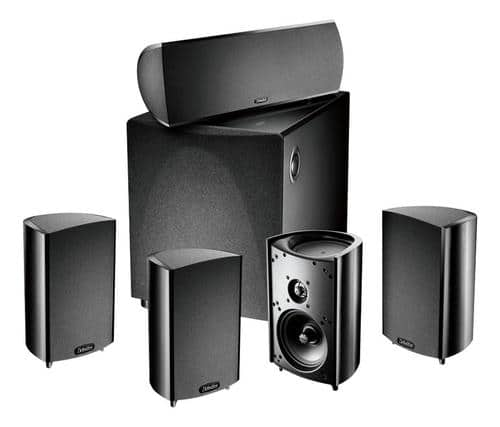 Best Buy Weekly Ad: Definitive Technology PC600 5.1-Ch. Home Theater Speaker System for $499.98