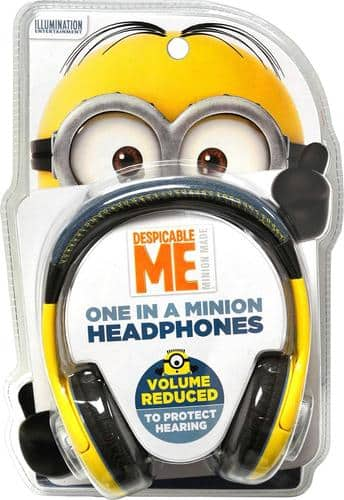 Best Buy Weekly Ad: Minions Headphones for $16.99
