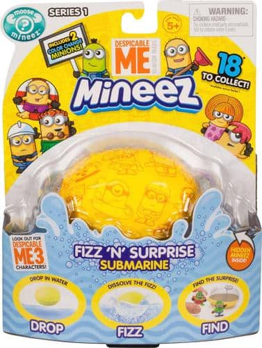 Best Buy Weekly Ad: Despicable Me Fizz Surprise for $5.99