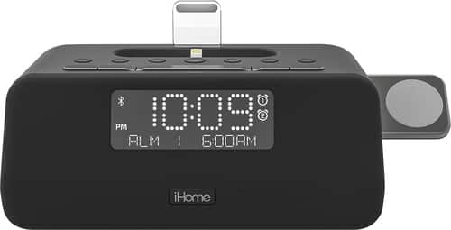 Best Buy Weekly Ad: iHome Dual Alarm Clock with Apple Watch Charger for $99.99
