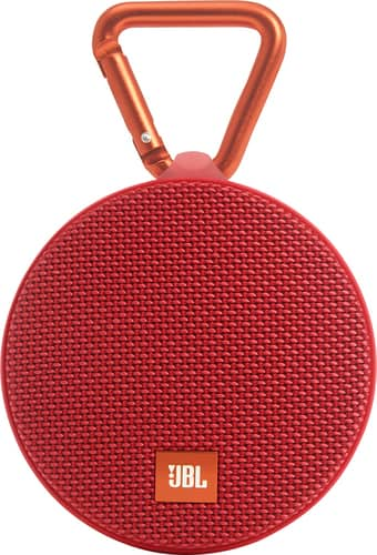 Best Buy Weekly Ad: JBL Clip 2 Bluetooth Speaker - Red for $39.99