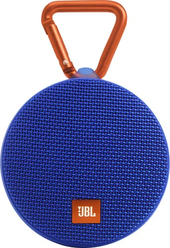 Best Buy Weekly Ad: JBL Clip 2 Bluetooth Speaker - Blue for $39.99