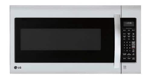 Best Buy Weekly Ad: LG - 2.0 cu. ft. Over-the-Range Microwave for $349.99