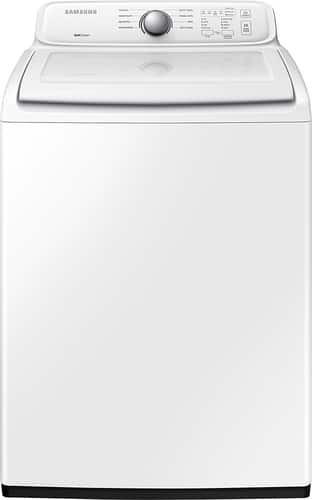 Best Buy Weekly Ad: Samsung - 4.0 cu. ft. 8-Cycle High-Efficiency Washer for $379.99
