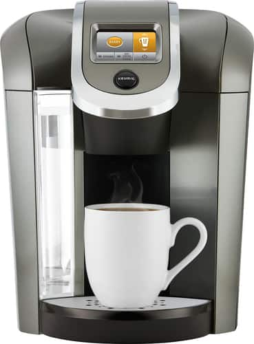 Best Buy Weekly Ad: Keurig K525 Single-Serve K-Cup Coffee Maker - Platinum for $149.99