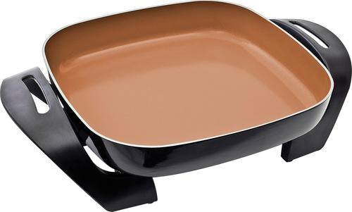 """Best Buy Weekly Ad: Bella 12"""" x 12"""" Electric Skillet for $19.99"""