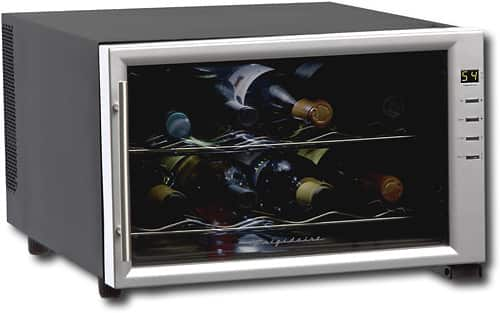 Best Buy Weekly Ad: Frigidaire - 8-Bottle Wine Cooler for $69.99