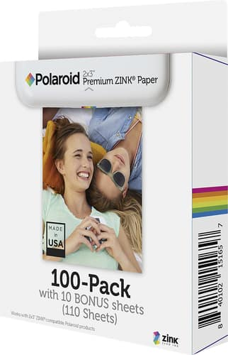 Best Buy Weekly Ad: Polaroid Zink Instant Paper for $39.99