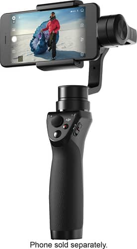 Best Buy Weekly Ad: DJI - Osmo Mobile Gimbal Stabilizer for $199.99