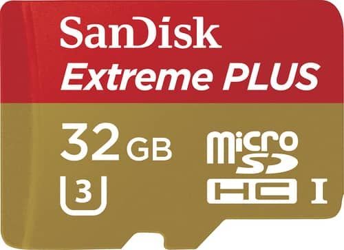 Best Buy Weekly Ad: SanDisk 32GB Extreme Plus and microSDHC for $27.99