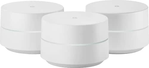 Best Buy Weekly Ad: Google AC1200 Dual-Band Wi-Fi System for $284.00