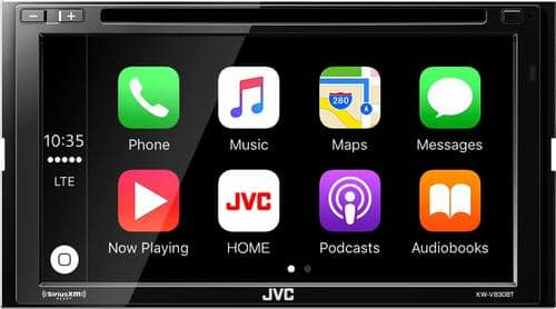 "Best Buy Weekly Ad: JVC 6.8"" In-Dash CD/DVD/DM Receiver for $499.99"