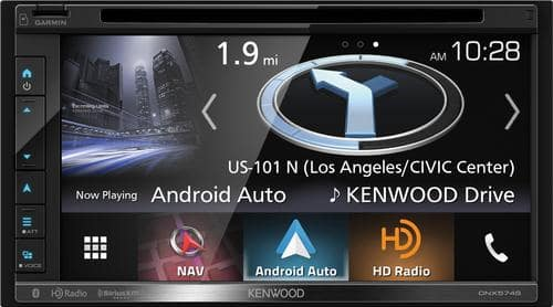 "Best Buy Weekly Ad: Kenwood 6.8"" In-Dash Receiver for $649.99"