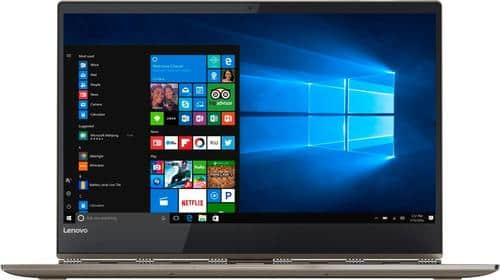 Best Buy Weekly Ad: Lenovo Yoga 920 with Intel Core i7 Processor for $1,099.99