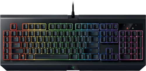 Best Buy Weekly Ad: Razer BlackWidow Chroma V2 USB Gaming Keyboard for $137.99